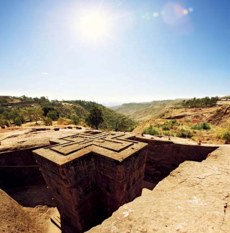 Lalibela, historical nameRoha, religious andpilgrimagecentre, north-centralEthiopia. Roha, capital of theZagwe dynastyfor about 300 years, was renamed for its most distinguished monarch